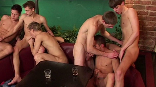 Sperm Bang 2 Gay Full-length films