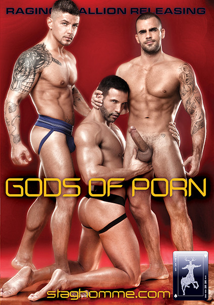 Gods of Porn: Stag Homme #13 Gay Porn Movie