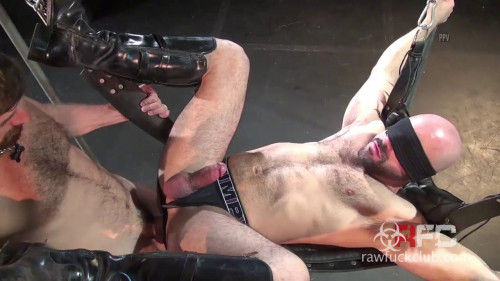 Adam Russo's Gang Bang Gay Porn Clips