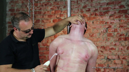 RusCapturedBoys - Rented Captive Eugene - Finally Nude Gay BDSM