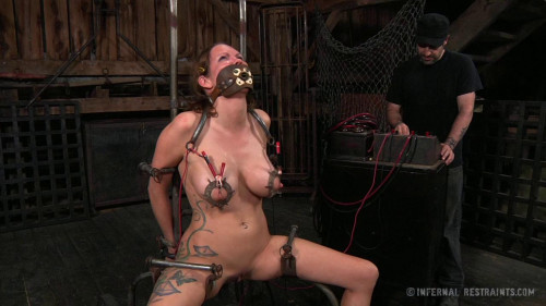 DOWNLOAD from FILESMONSTER:  BDSM Extreme Torture  Rain DeGrey   Basket of Flesh