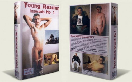 Young Russian Innocents,pt 1&2 Gay Movies