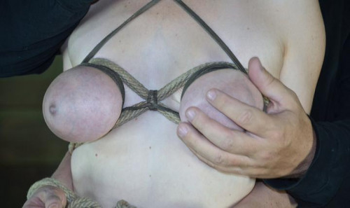 Young blonde loves a good torture BDSM