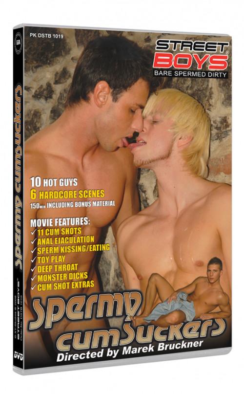 Spermy Cumsuckers Gay Porn Movie