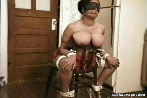 Rick Savage - Training The Maid Bianca BDSM