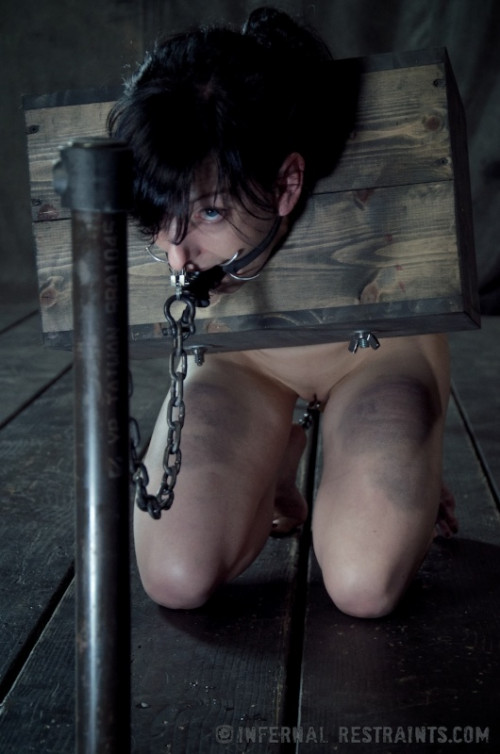 IR - Queen of Pain 2 - Elise Graves BDSM