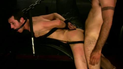 Bound Down Gay BDSM