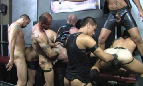 Hard Fisting Orgy With Fist Fuckers Gay Extreme