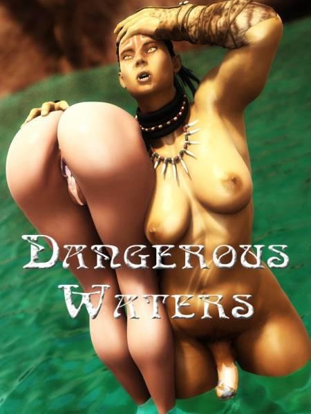 Dangerous Waters 3D Porno