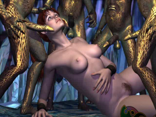 Zuma tales of a sexual gladiator 3D Porno
