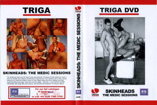 Skinheads The Medic Sessions Gay Movie