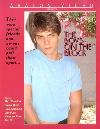 Bareback The Boys On The Block (1989) - Matt Dawson, Ted Cox, Lon Flex Gay Movies