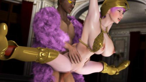Rebecca Assault Hell - Gladiator of Treason - 2015 3D Porno