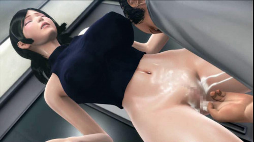 The depth of your pussy 3D Porno