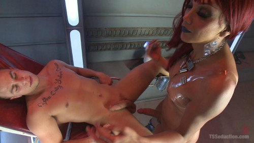 Close Encounters of a Kinky Kind- Yasmin Lee Alien Ass Invasion! SheMale