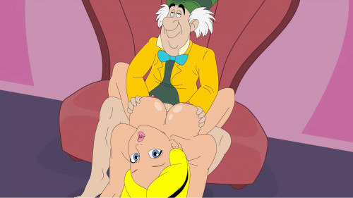 DOWNLOAD from FILESMONSTER: cartoons Toon Sex Alice in Wonderland Full HD