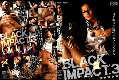 Black Impact vol.3 Asian Gays