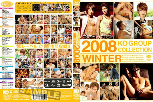 KO Group Collection Winter Asian Gays