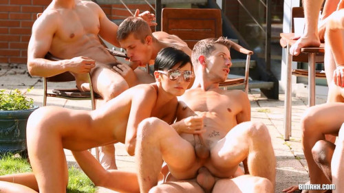 DOWNLOAD from FILESMONSTER: orgies They Hop Into The Hot Mix with Dudes Getting Fucked