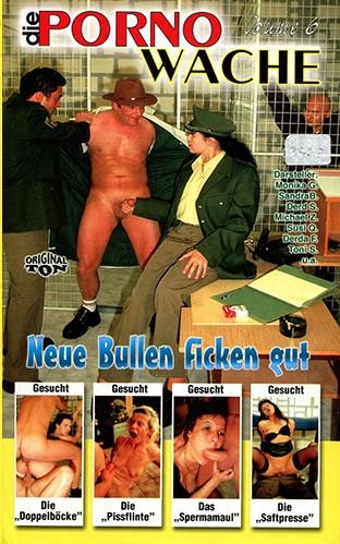Die Porno-Wache 6 – Neue Bullen ficken gut