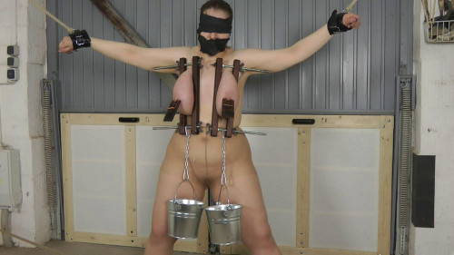 Super tortures for boobs and nipples. BDSM