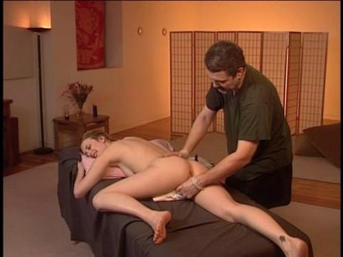 Touching a Women Sex Massage