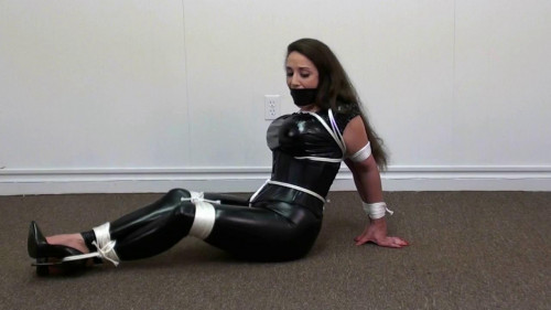 Tied in Heels Bondage Fetish Latex Part Two 29 Video
