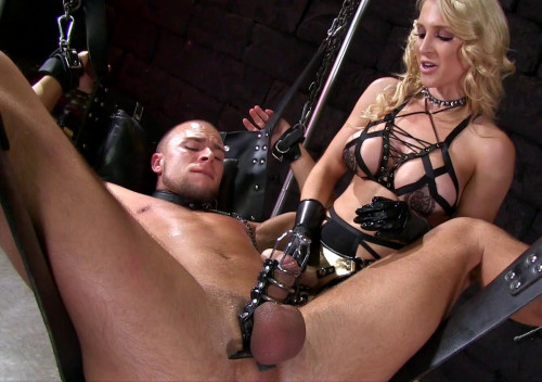 Bigger Cock Every Day Femdom and Strapon
