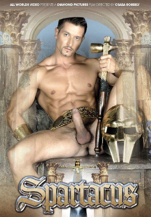 Empire Of Caesar Spartacus Gay Movie