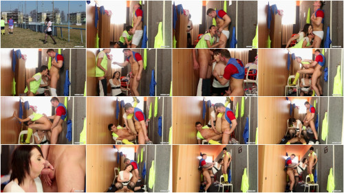 Bi Lust In The Locker Room Bisexuals