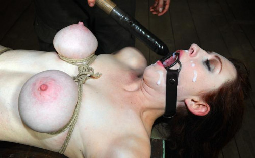 Hot Holly In BDSM Action