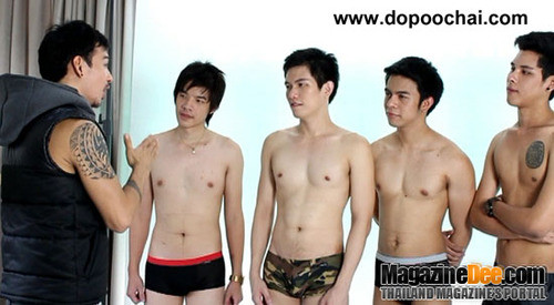 DOWNLOAD from FILESMONSTER: gay asian Dopoochai a3 ล่านายแบบ 1
