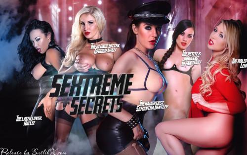 Sextreme Secrets(2015) Erotic games