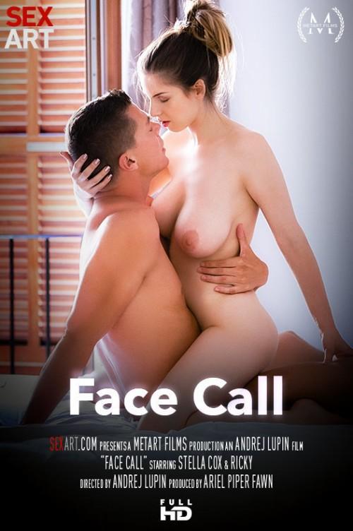 Stella Cox, Ricky – Face Call FullHD 1080p