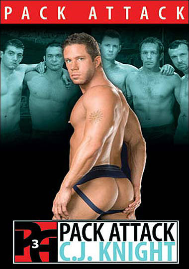 Pack Attack - part 3 CJ Knight Gay Movie