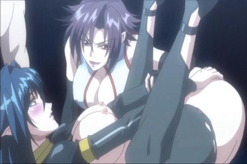 Koutetsu no Majo Annerose - Steel Witch Anneroze Anime and Hentai