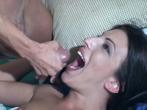 DOWNLOAD from FILESMONSTER: orgies Sexy Brunette Gets With Three Dudes With Big Cocks