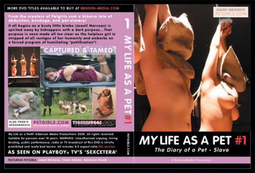 My Life As A Pet #1
