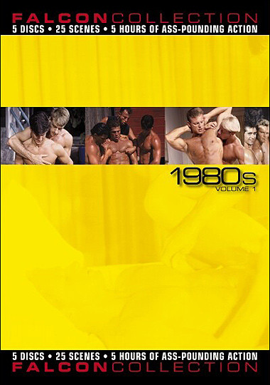 Best Of The 1980's. vol.04 Gay Full-length films