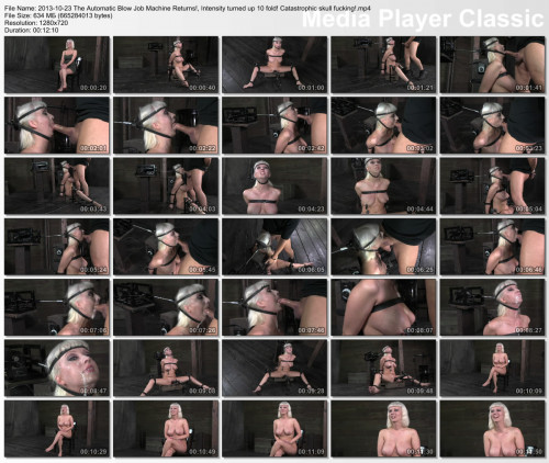 DOWNLOAD from FILESMONSTER: bdsm Catastrophic face fucking