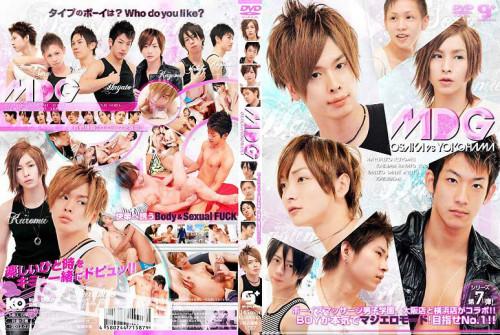 MDG - Osaka vs Yokohama Asian Gays