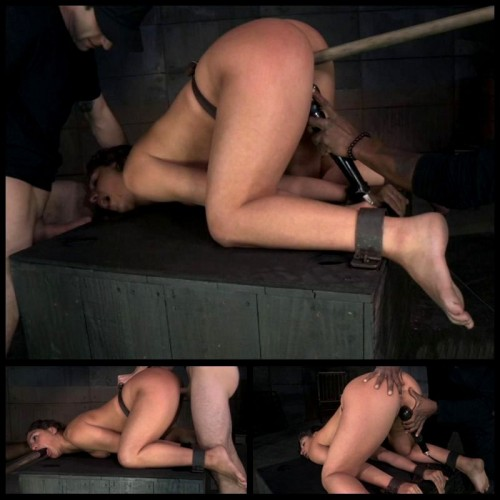 Shackled & Roughly Fucked (4 Mar 2015) Sexually Broken BDSM