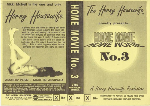 Horny Housewife part 3 (1990)