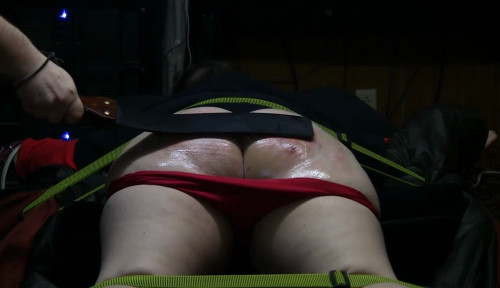 Anna Real – Discipline Restrained and Strapped