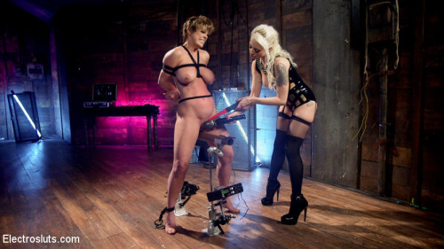 Sweet Destruction: Shocked, fucked & anally ravaged! BDSM