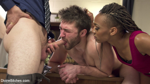 Cuckolding Therapy Femdom and Strapon