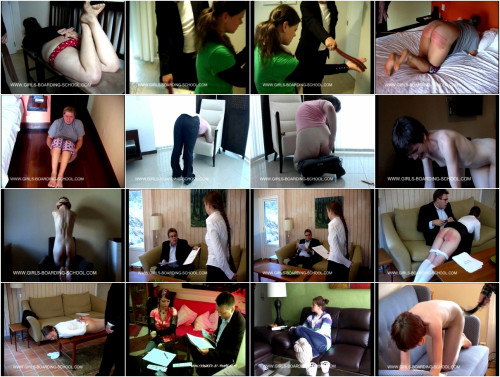 Girls Boarding School – Full Super Gold Collection. Part 1.