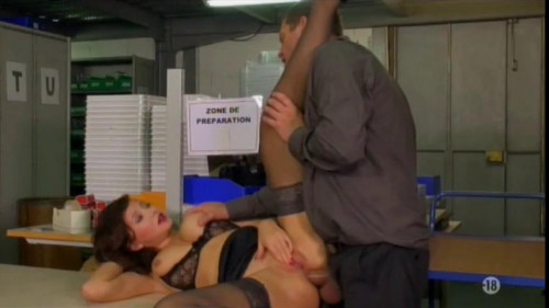 Secretaires et Heures Supp Full-length Porn Movies
