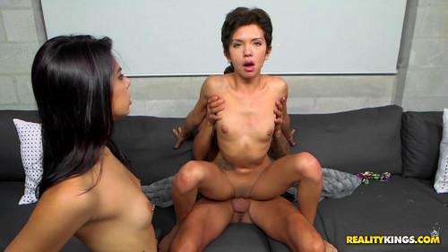 DOWNLOAD from FILESMONSTER: threesome Gina Valentina, Ariana Cruz Super freaks FullHD 1080p