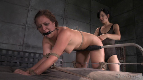 Maddy O'Reilly and Elise Graves BDSM